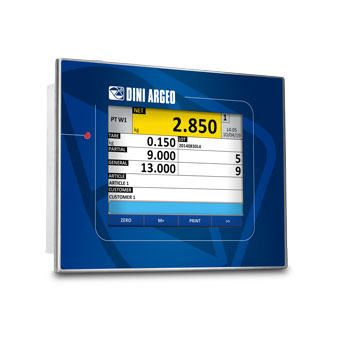 Dini Argeo 3590 Touch Screen Series