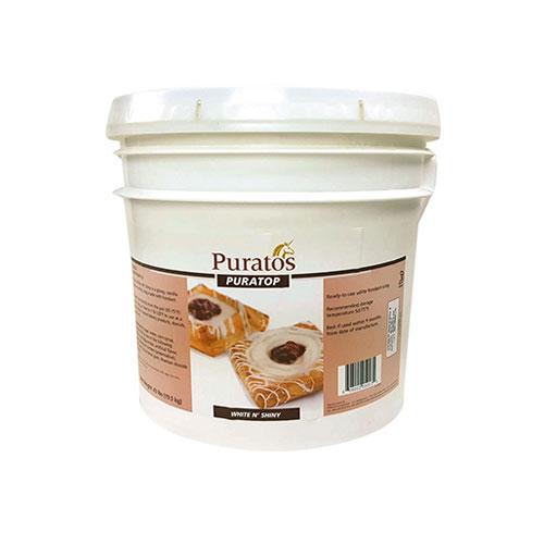 Papyrus Puratop-Fudge-Icing-White