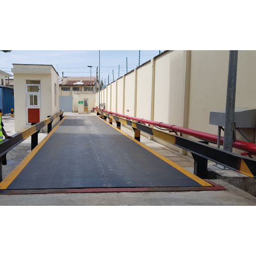 Above Ground Weighbridge