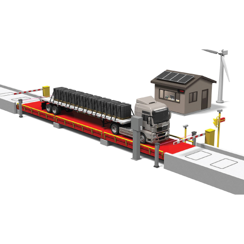 Papyrus Fully Automated Unmanned Weighbridge
