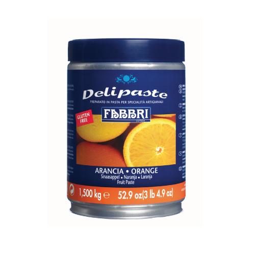 FABBRI DELIPASTE-ORANGE